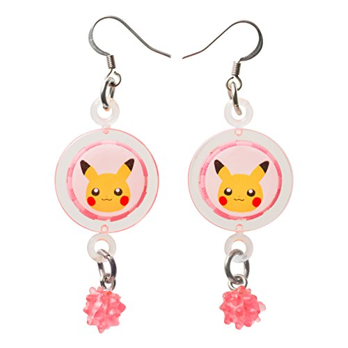 Image 1 for Pocket Monsters - Pikachu - Earrings - Japanese Style Promotion