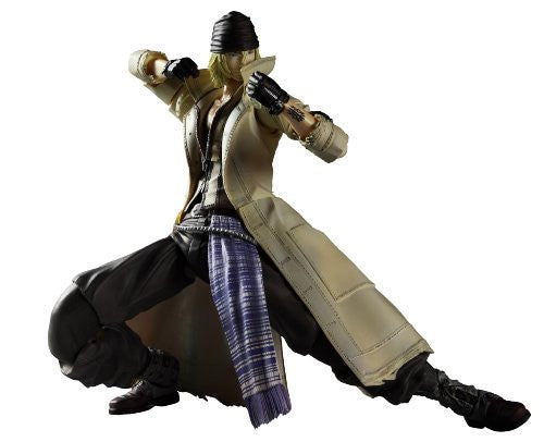 Image 6 for Final Fantasy XIII - Snow Villiers - Play Arts Kai (Square Enix)