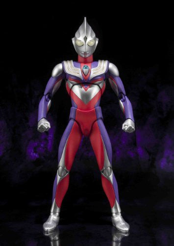 Image 2 for Ultraman Tiga - Ultra-Act - Multi Type, Renewal ver. (Bandai)