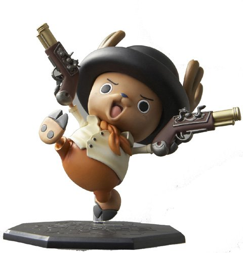Image 10 for One Piece - Tony Tony Chopper - Door Painting Collection Figure - Western ver. (Plex)