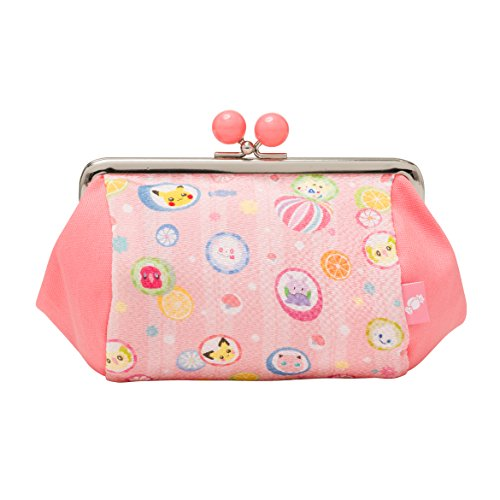 Image 1 for Pocket Monsters Moon - Pocket Monsters Sun - Banipucchii - Dredear - Himeguma - Kiteruguma - Maril - Monmen - Numera - Odoridori - Peroppafu - Pichu - Pikachu - Purin - Rokon - Togepii - Japanese Style Promotion - Pouch