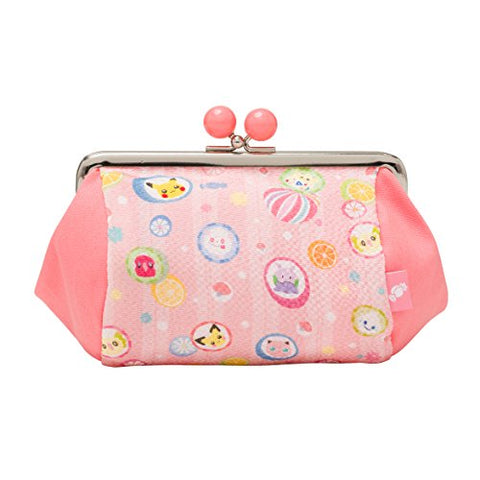 Image for Pocket Monsters Moon - Pocket Monsters Sun - Banipucchii - Dredear - Himeguma - Kiteruguma - Maril - Monmen - Numera - Odoridori - Peroppafu - Pichu - Pikachu - Purin - Rokon - Togepii - Japanese Style Promotion - Pouch