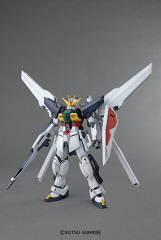 Image for Kidou Shinseiki Gundam X - GX-9901-DX Gundam Double X - MG #186 - 1/100 (Bandai)