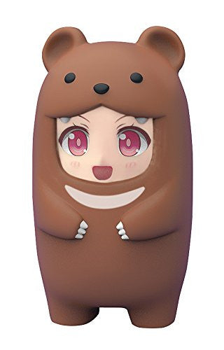 Image 1 for Nendoroid More - Parts Case - Brown Bear (Good Smile Company)