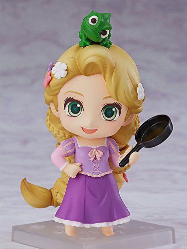 Image 1 for Tangled - Pascal - Rapunzel - Nendoroid #804 (Good Smile Company)