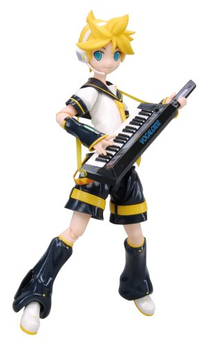 Image 1 for Vocaloid - Kagamine Len - Figma #020 (Max Factory)
