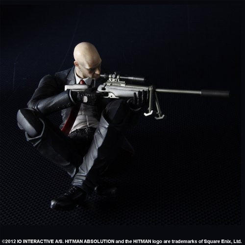 Image 2 for Hitman: Absolution - Agent 47 - Play Arts Kai (Square Enix)