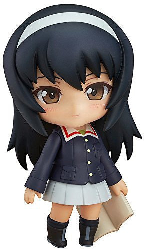 Image 1 for Girls und Panzer - Reizei Mako - Nendoroid #583 (Good Smile Company)