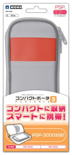 Image 1 for Compact Pouch Portable 3 (Gray)