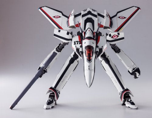 Image 9 for Macross Frontier - VF-171EX Nightmare Plus EX (Saotome Alto Custom) - DX Chogokin - 1/60 (Bandai)