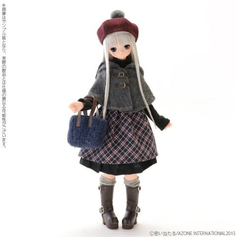 Image for Lien - PureNeemo - Ex☆Cute 9th Series - 1/6 - Komorebimori no Doubutsutachi ♪, Silver Fox (Azone)