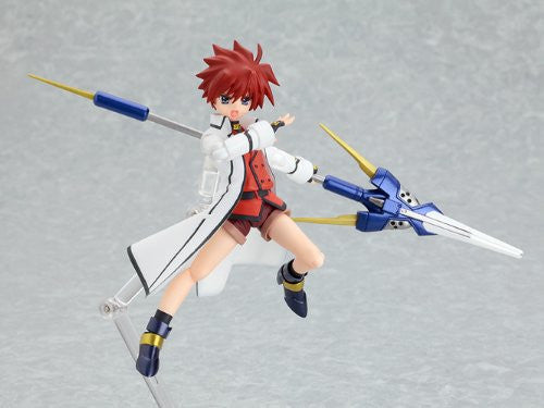 Image 5 for Mahou Shoujo Lyrical Nanoha StrikerS - Erio Mondial - Figma - 087 (Max Factory)