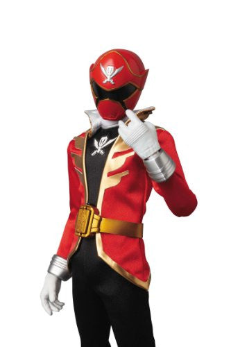 Image 5 for Kaizoku Sentai Gokaiger - Gokai Red - Project BM! 60 - 1/6 (Bandai, Medicom Toy)