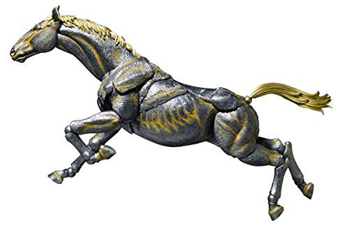 Image 1 for KT Project KT-007 - Revoltech - Horse - Iron Rust (Kaiyodo)