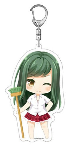 Image 1 for Girlfriend (Kari) - Kokonoe Shinobu - Keyholder (Family Mart)