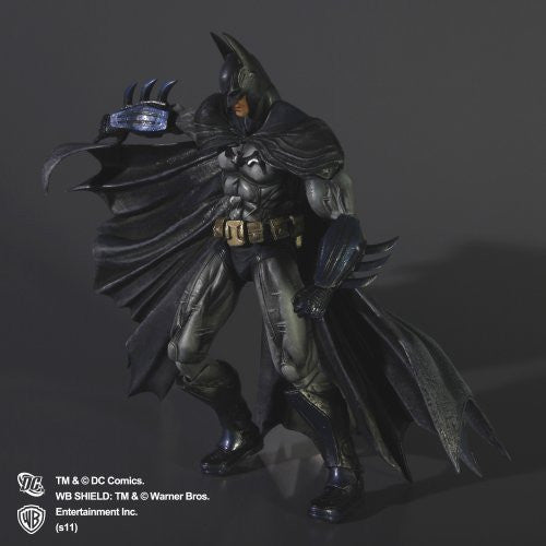 Image 3 for Batman: Arkham Asylum - Batman - Play Arts Kai (Square Enix)