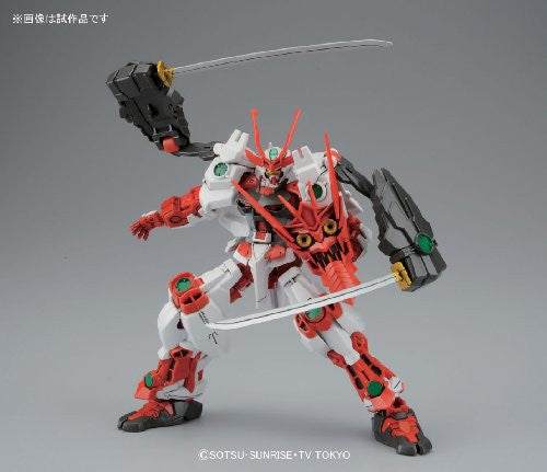 Image 3 for Gundam Build Fighters - Samurai no Nii Sengoku Astray Gundam - HGBF - 1/144 (Bandai)