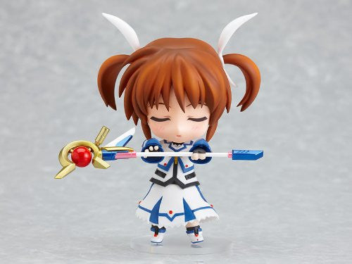 Image 3 for Mahou Shoujo Lyrical Nanoha The Movie 1st - Takamachi Nanoha - Yuuno Scrya - Nendoroid - Movie 1st - 095 (Good Smile Company)