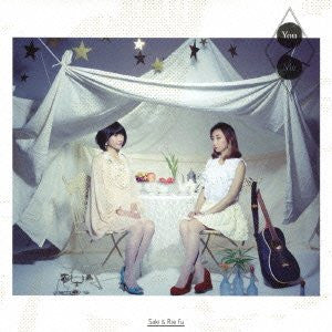 Image 1 for You & Me / Saki & Rie fu