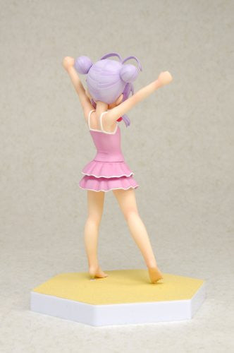 Image 3 for Non Non Biyori - Miyauchi Renge - Beach Queens - 1/10 - Swimsuit ver. (Wave)