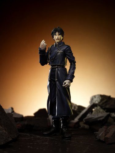 Image 2 for Hagane no Renkinjutsushi Brotherhood - Roy Mustang - Play Arts Kai (Square Enix)