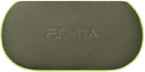 Image 1 for PlayStation Vita Soft Case for New Slim Model PCH-2000 (Khaki)