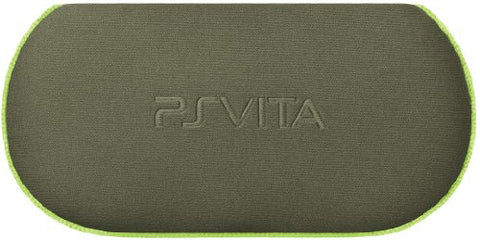 Image for PlayStation Vita Soft Case for New Slim Model PCH-2000 (Khaki)