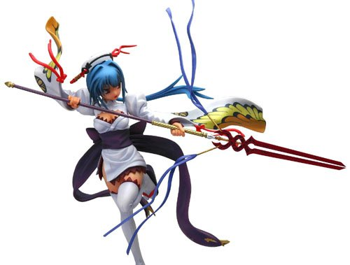 Image 4 for Koihime†Musou - Chouun Shiryuu (Sei) - Marvelous Model - 1/8 (Zigz Toy)