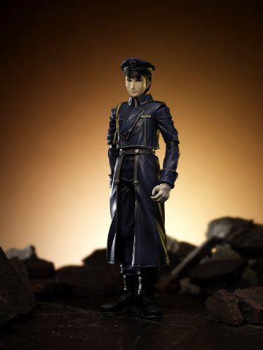 Image 3 for Hagane no Renkinjutsushi Brotherhood - Roy Mustang - Play Arts Kai (Square Enix)