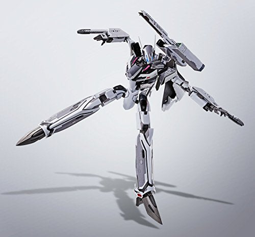 Image 3 for Macross Delta - DX Chogokin VF-31F Siegfried (Messer Ihlefeld Custom)