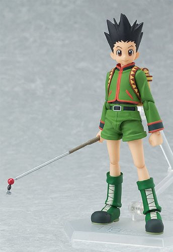 Image 2 for Hunter x Hunter - Gon Freecss - Figma #181 (Max Factory)