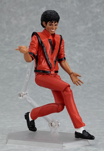 Image 2 for Michael Jackson - Figma #096 - Thriller Ver. (Max Factory)