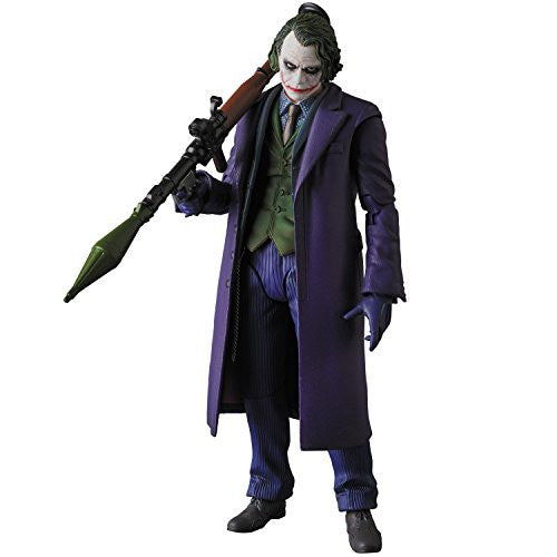 Image 4 for The Dark Knight - Joker - Mafex No.51 - Ver.2.0 (Medicom Toy)
