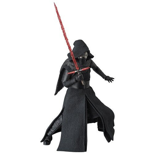 Image 9 for Star Wars - Star Wars: The Force Awakens - Kylo Ren - Mafex No.027 (Medicom Toy)