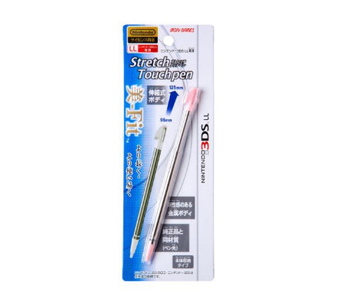 Image for Stretch Touch Pen for 3DS LL (Pink)