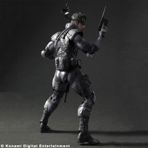 Image 3 for Metal Gear Solid - Solid Snake - Play Arts Kai (Konami Square Enix)