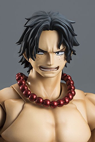 Image 8 for One Piece - Portgas D. Ace - Variable Action Heroes DX - 1/8 (MegaHouse)