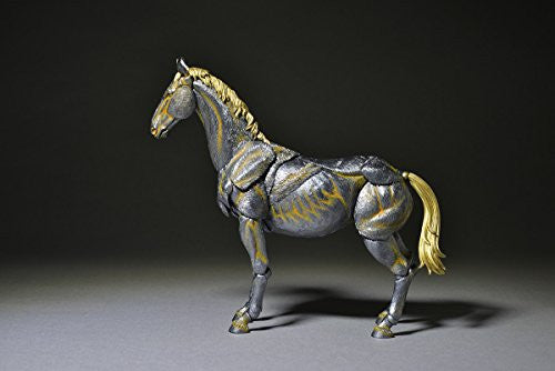 Image 12 for KT Project KT-007 - Revoltech - Horse - Iron Rust (Kaiyodo)