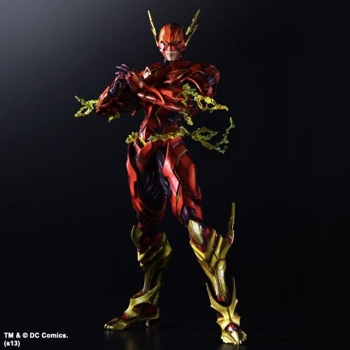 Image 2 for DC Universe - Flash - Play Arts Kai - Variant Play Arts Kai - Variant (Square Enix)
