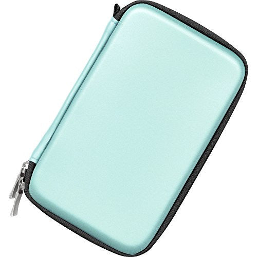 Image 3 for Semi Hard Case Slim for New 3DS LL (Mint Green)