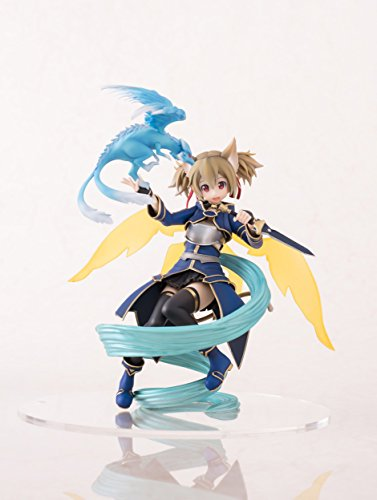 Image 2 for Sword Art Online II - Pina - Silica - 1/8 - ALO ver. (Aoshima, FunnyKnights)