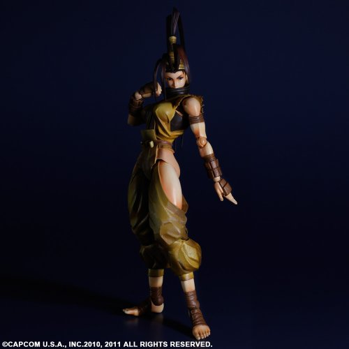 Image 2 for Super Street Fighter IV - Ibuki - Play Arts Kai (Square Enix)