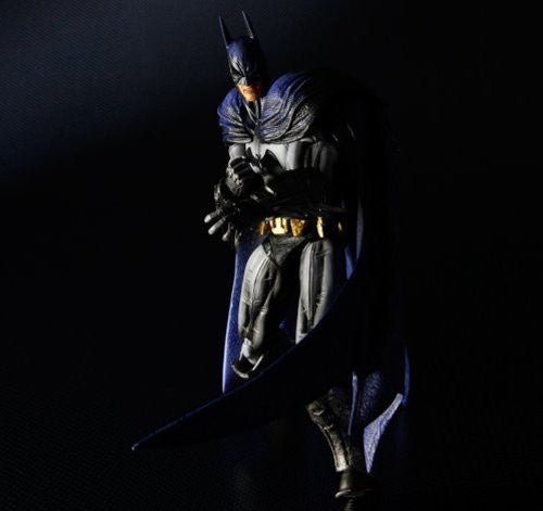 Image 4 for Batman: Arkham City - Batman - Play Arts Kai (Square Enix)