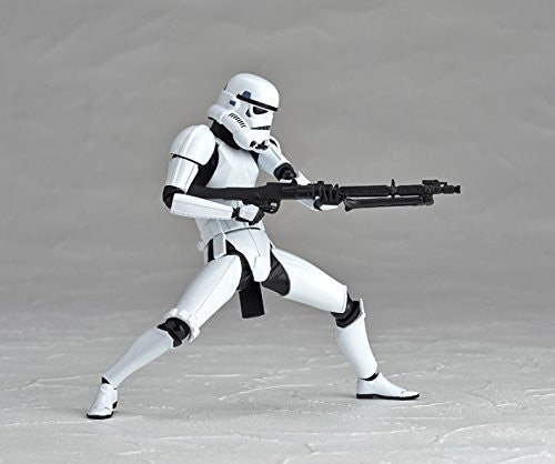 Image 7 for Star Wars - Stormtrooper - Revoltech - Star Wars: Revo No.002 (Kaiyodo)