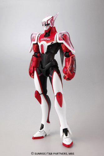 Image 5 for Tiger & Bunny - Barnaby Brooks Jr. - MG Figurerise - 1/8 (Bandai)