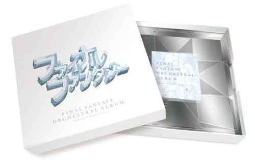 Image 2 for Final Fantasy Orchestra Album [Limited Edition]