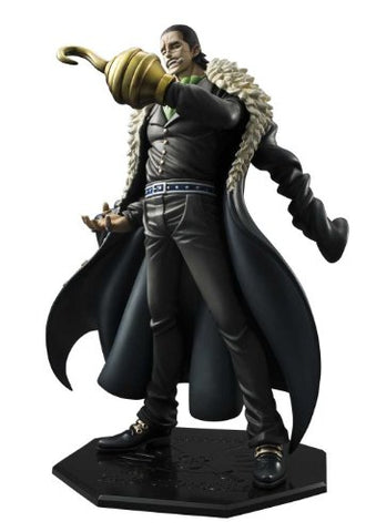 Image for One Piece - Sir Crocodile - Excellent Model - Portrait Of Pirates EX - 1/8 - Repaint Ver. (MegaHouse)