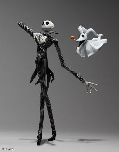 Image 2 for Kingdom Hearts II - Jack Skellington - Zero - Kingdom Hearts II Play Arts Vol.3 - Play Arts - no.7 (Kotobukiya, Square Enix)