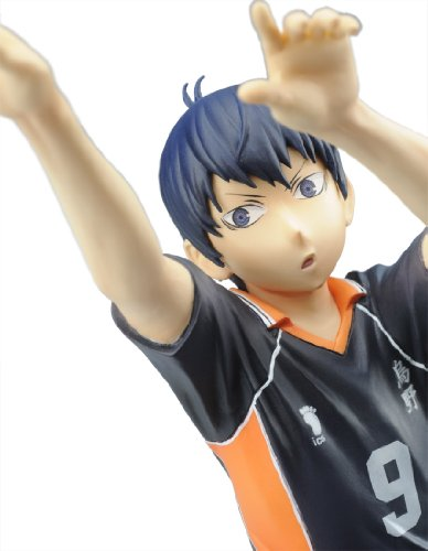 Image 2 for Haikyuu!! - Kageyama Tobio - Players - 1/8 (Takara Tomy)
