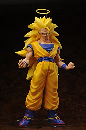 Image 4 for Dragon Ball Z - Son Goku SSJ3 - Gigantic Series (X-Plus)